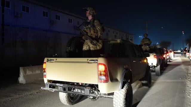 الجيش الأمريكي يعلن مقتل جنديين وإصابة 6 آخرين بإطلاق نار بأفغانستان