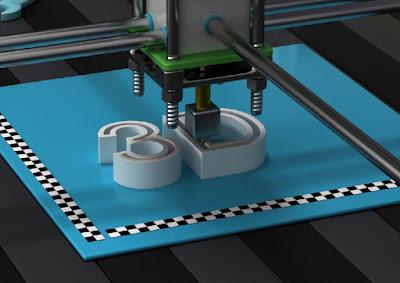 Impresión 3D tecnología