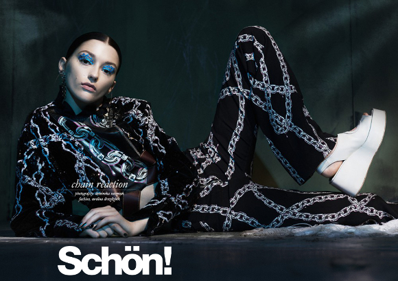 SCHON Magazine April 2016