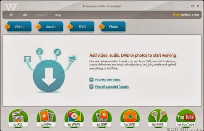 Download Freemake Video Converter 4.0.4.4