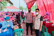 Kelurahan Sukamulya Gelar Vaksin Covid-19 Dosis 1 Pfizer