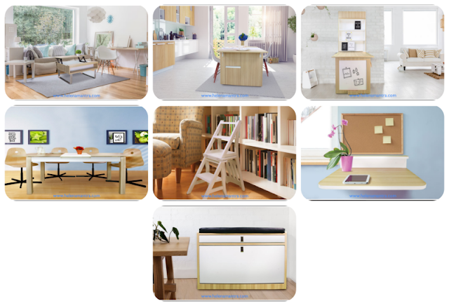 7 Furniture Minimalis Multifungsi Yang Unik Modern Dan