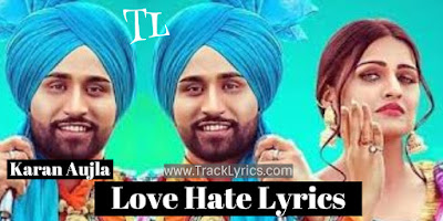 love-hate-lyrics