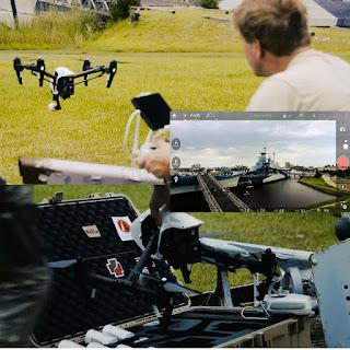 Kumpulan Drone Yang Muncul dalam Film - OmahDrones