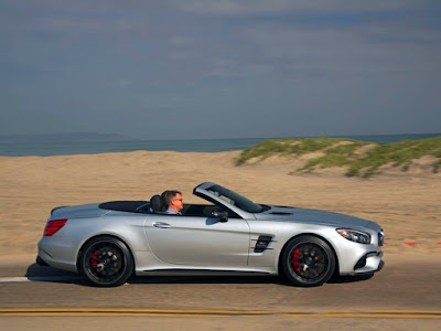 Voiture Mercedes SL63 AMG