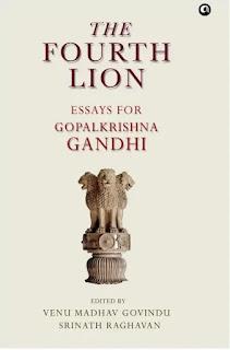 The Fourth Lion: Us for Krishna Gandhi Book