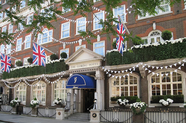 The Goring Hotel is an historic luxury hotel in London's Belgravia district, famed for its independent style and modern British cuisine.