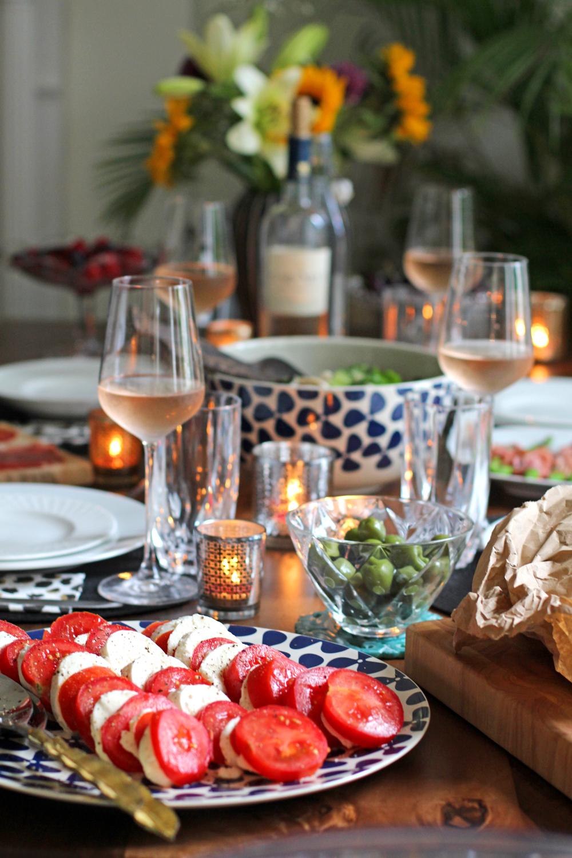 Dinner at mine - UK lifestyle blog