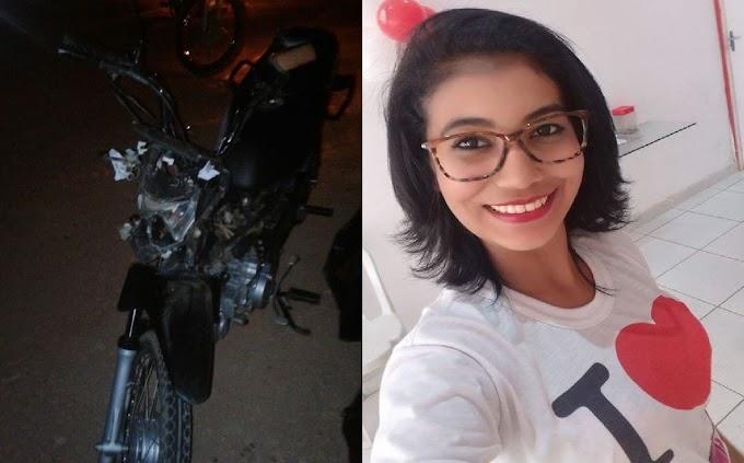 MARANHÃO: Jovem morre ao colidir moto com jumento na BR 226