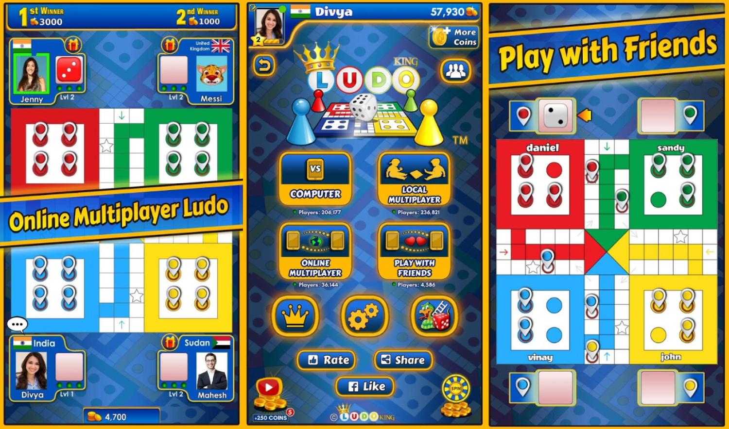 Ludo King - Fastest Ludo - King of Ludo free download best