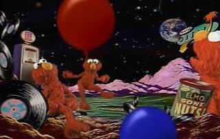 Elmo sings In Your Imagination. Sesame Street The Best of Elmo