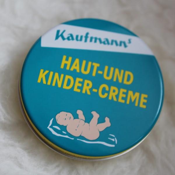 [Review] Kaufmann's Haut- und Kinder-Creme