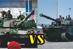 Siapa Lebih GAHAR? Tank Macan Hitam Pindad Vs Tank Satria Tentara Malaysia