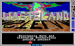 Videojuego Wasteland - 1988