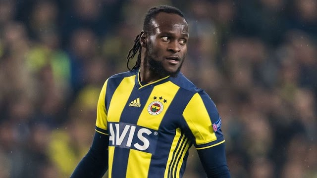 Victor Moses' Inter move closer as he arrives in Italy for medical