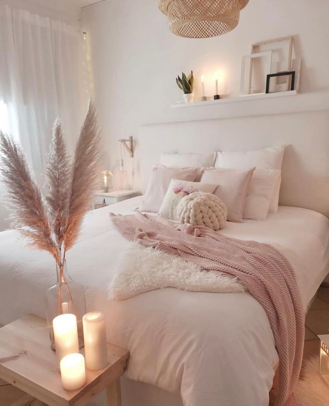 Elegant & Comfy Bedroom Decor Ideas