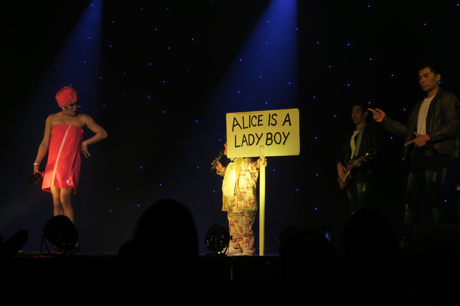 Live Review: The Lady Boys of Bangkok Manchester