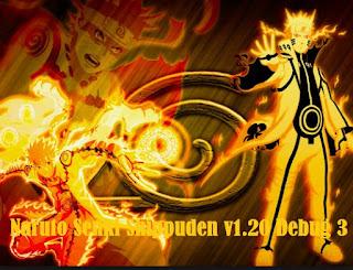 Naruto Senki Ninja Storm 4  Full Burst Apk New Update