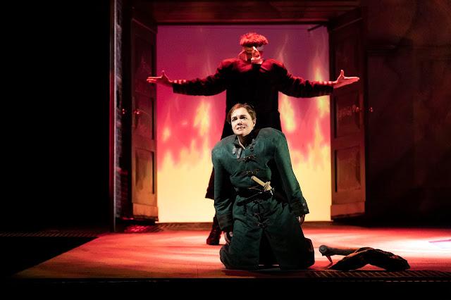 Handel: Amadigi di Gaula - Rebecca Afonwy-Jones, William Towers - English Touring Opera (Photo Richard Hubert Smith)