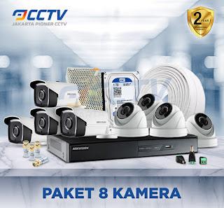 paket cctv 8 camera