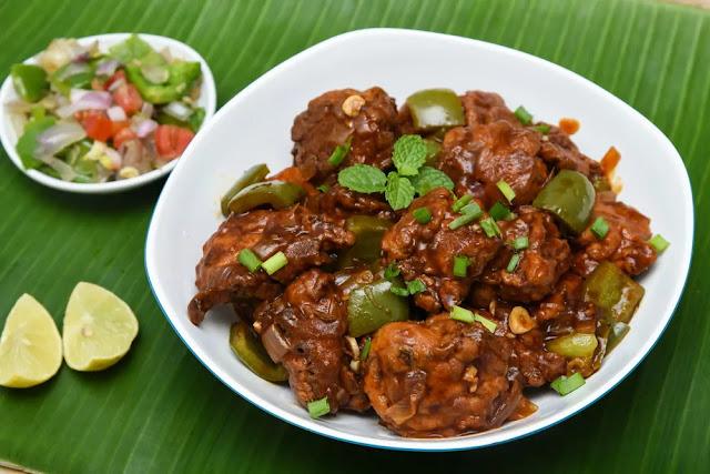 Chicken Manchurian Recipe in Hindi