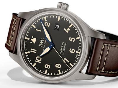 Reloj de Aviador IWC Mark XVIII Heritage