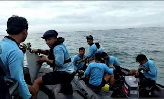 Tim Gabungan Temukan Bagian Pesawat Sriwijaya Air SJ 182 dan Potongan Tubuh Manusia