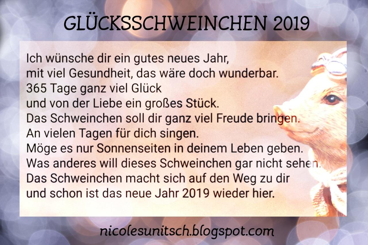 Gedichte Von Nicole Sunitsch Autorin Glucksschweinchen