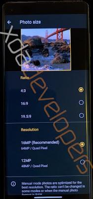 Upcoming Motorola Edge spec leaks
