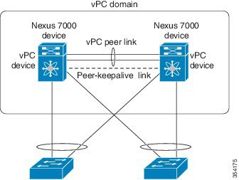 Network Engineer Blog: What are the different types of vPC?