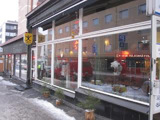 Vakiopaine (baari), Kauppakatu 6, Jyväskylä.