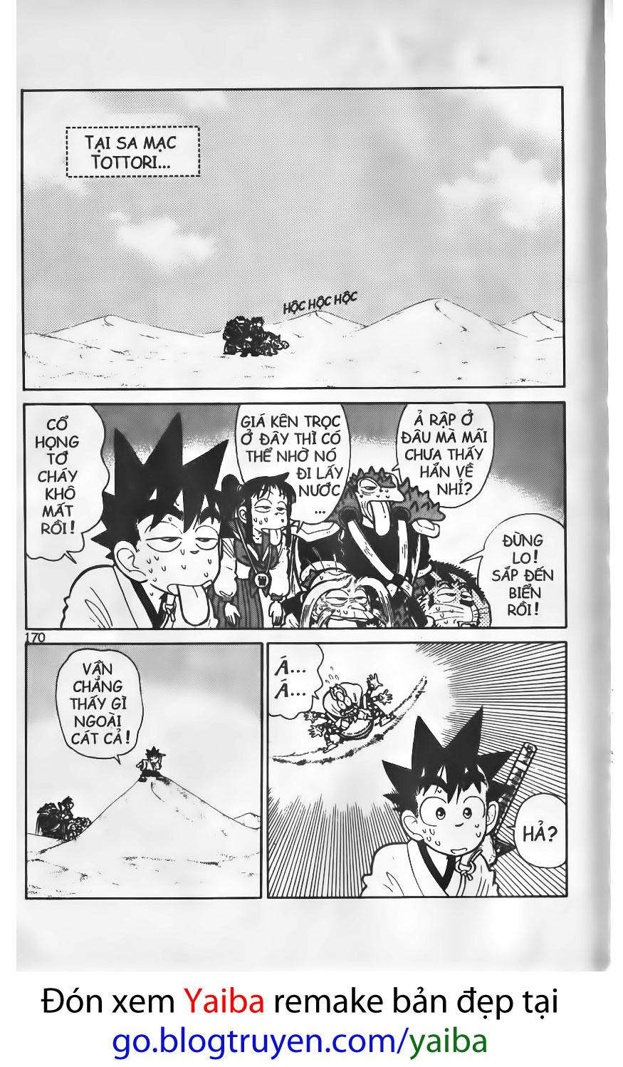 Yaiba chap 39 trang 7
