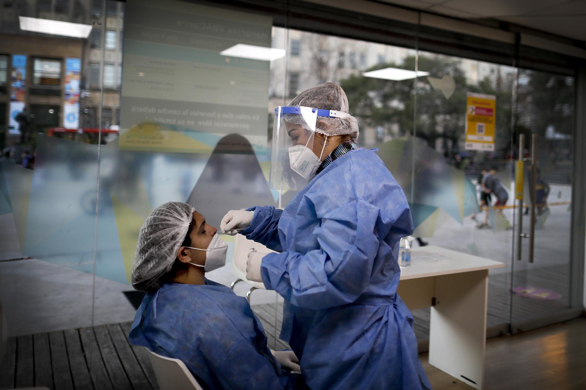 Coronavirus en Argentina: confirmaron 276 muertes y 12.230 nuevos contagios en las últimas 24 horas