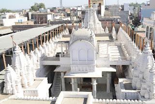 Ancient-Jain-pilgrimage-Rishabhdev-122nd-Foundation-Day-today-jhabua-अति प्राचीन जैन तीर्थ श्री ऋषभदेव बावन जिनालय का 122वां स्थापना दिवस आज