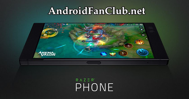 Razer Phone Insane Best Gaming Android SmartPhone, 8 GB RAM