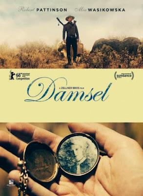 Damsel 2018 DVD R1 NTSC Latino