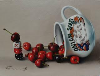 bodegones-frutas-rojas-oleo