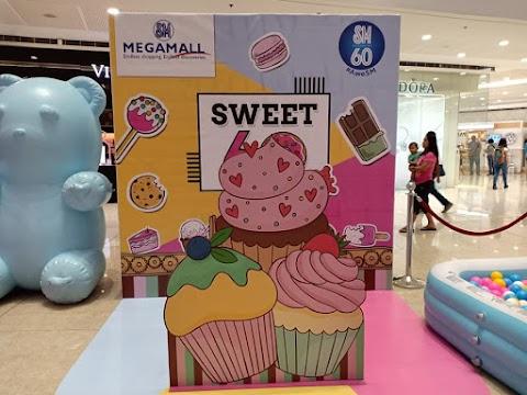 Sweet 60 at SM Megamall