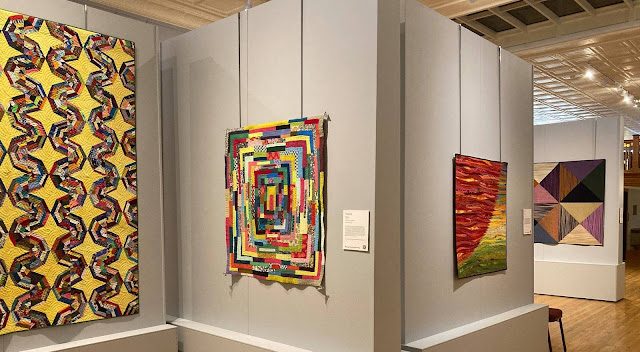 String Theory at the Iowa Quilt Museum!