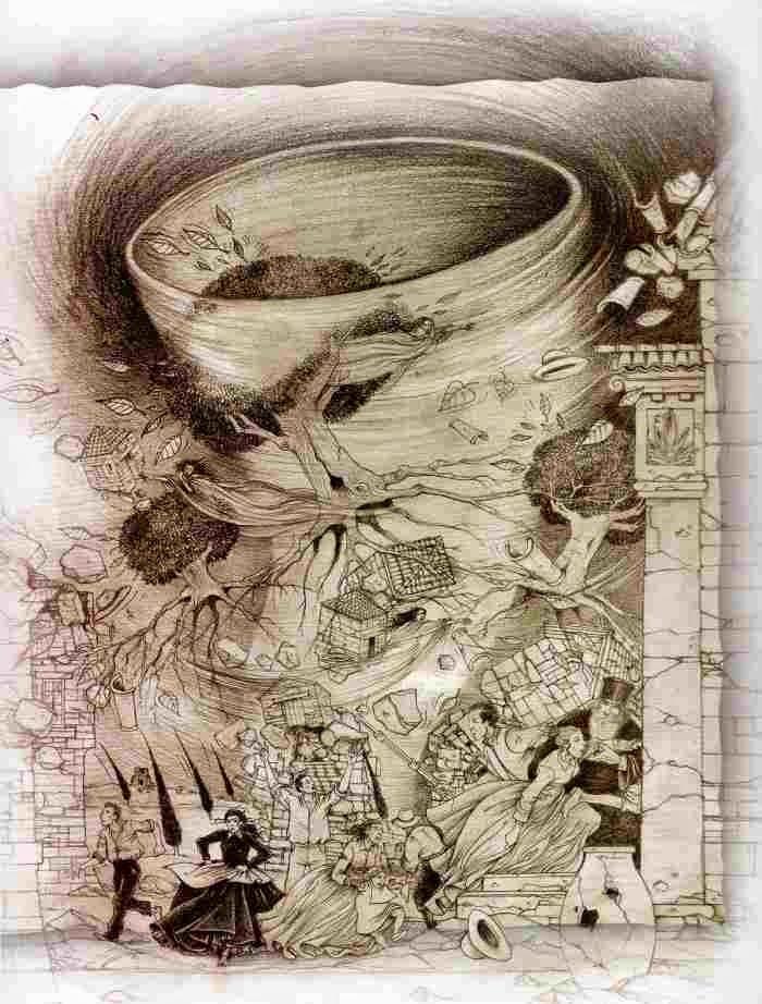 Тайны Бытия. Dionysis Konstantopoulos