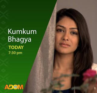 Ghana Live Base: Kumkum Bagya What to expect on Adom TV on Tuesday