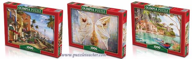 a101 olimpia puzzle