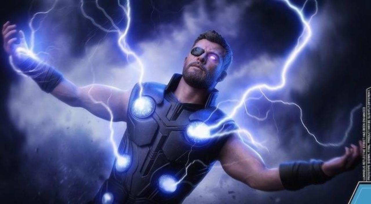 Thor Wallpapers From Avengers Infinity War Download In Hd 4k