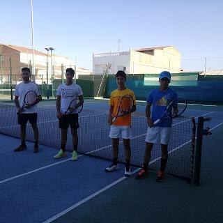 Semifinalistas Junior