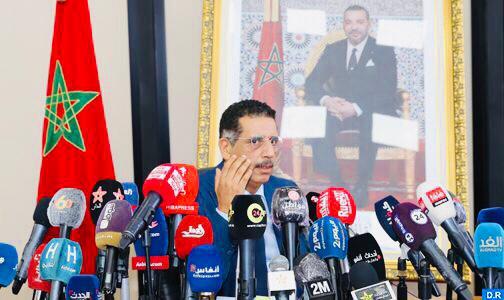 """الخيام من ندوة اليوم : الخلية الإرهابية كانت على أتم الاستعداد لتنفيذ عمليات إرهابية انتحارية خطيرة لو وقعت لتسببت في  مآسي بالمملكة"""".✍️👇👇👇"""
