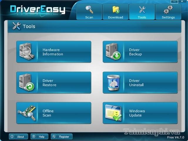 Tải Driver Easy 5.6.11   Phần Mềm Tự Động Cài Đặt Driver Cho Windows