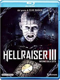 Hellraiser 3: Infierno en la Tierra [BD25] *Con Audio Latino