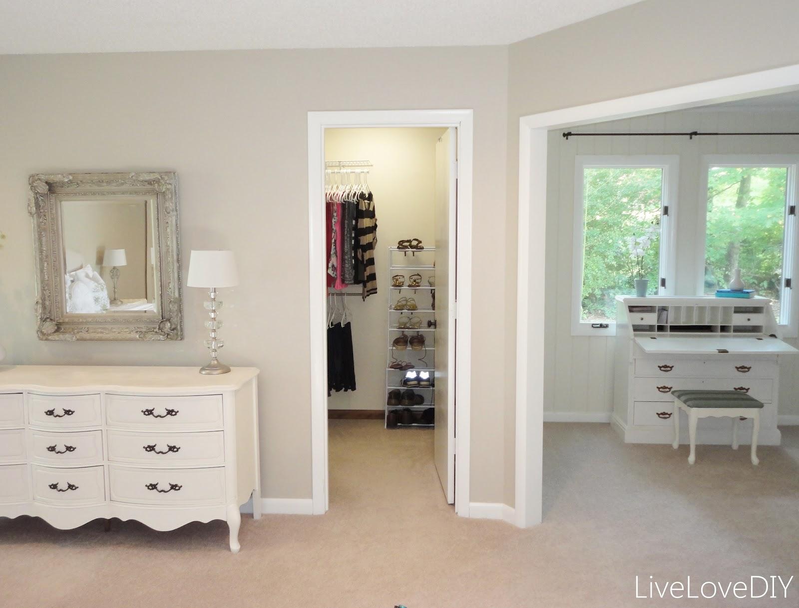 Diy Organize Bedroom Closet Beautiful Modern Home