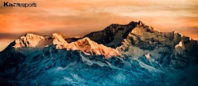 Darjeeling, Tiger Hills