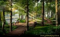 tiện ích dự án Goldmark city